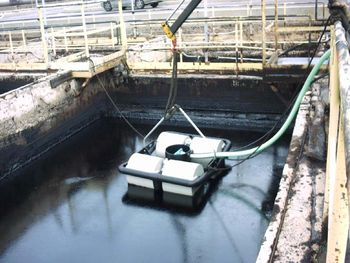 Oil skimmer-Drum skimmer