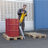 Spill containment sump-Foldable spill sump-Transport sump