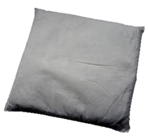 Absorbent pillows for chemicals