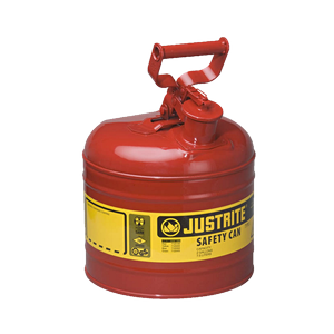 Safety cans-Filling and decanting cans for flammable liquids