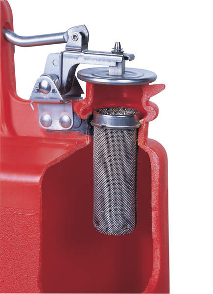 Safety cans flame arrester
