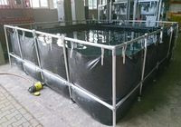 Spill container-Recovery tank-Spill containment sump