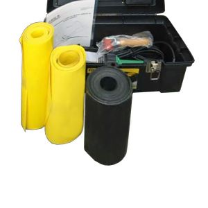 Repair kit for oil booms