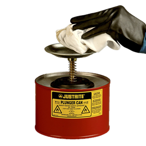 Safety cans -Plunger safety can Justrite
