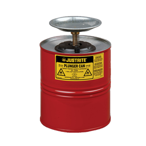 Safety cans-Plunger safety can Justrite