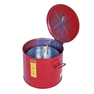 Justrite safety cans-Dip safety tanks
