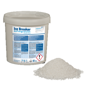 De-icing agent-Thaw granules
