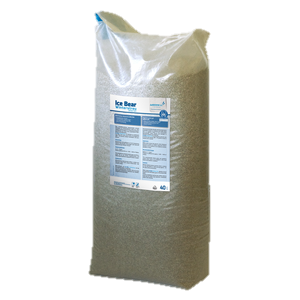 Winter grit-Gritting agent in granules