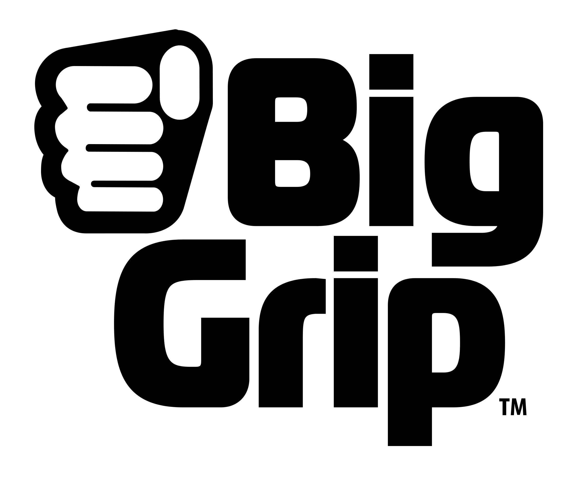 Big Grip Logo TM